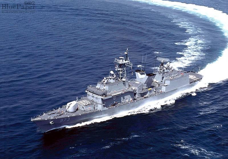 В Южной Корее спущен на воду фрегат для ВМС Таиланда