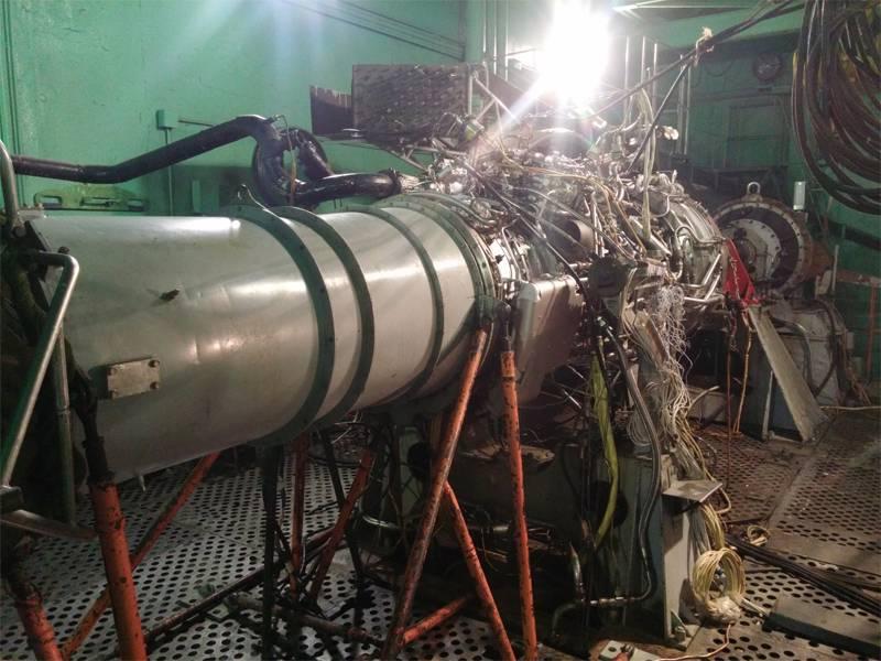 На Украине испытан новый вертолетный двигатель