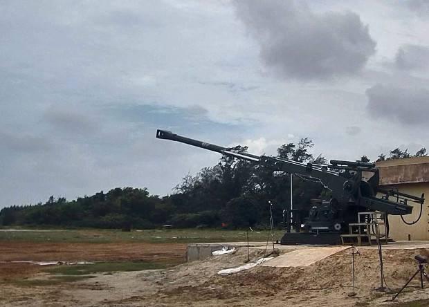 インドで開発された新しい榴弾砲