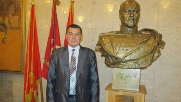 В Киргизии созданы Сухопутные войска