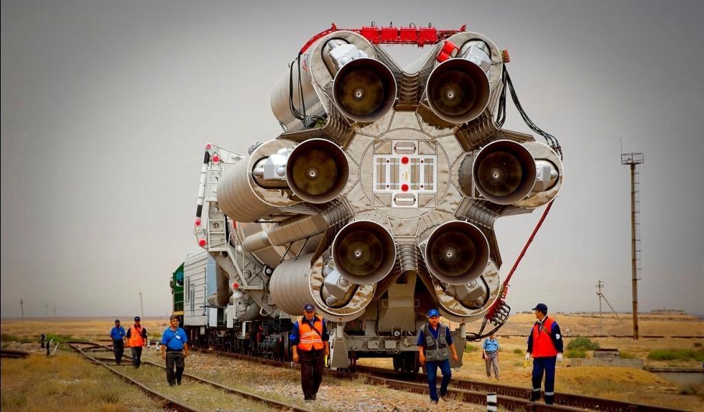 «Роскосмос» проверит двигатели ракет «Протон-М»