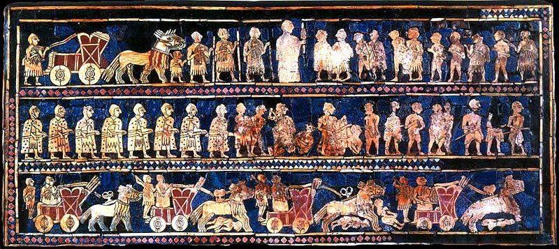 Первая «армия» - это «храмовая дружина»!
