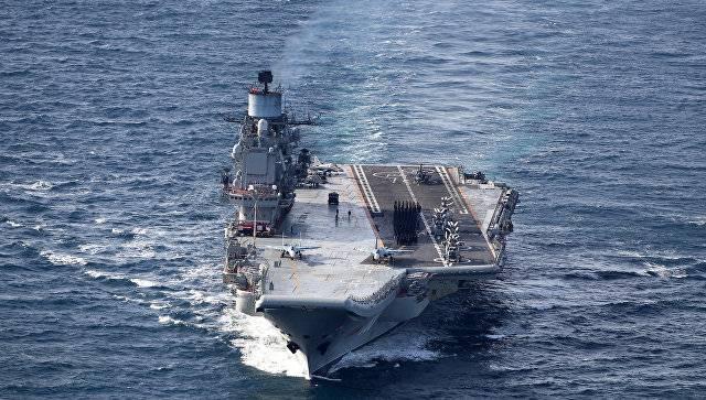 Конашенков – Фэллону: российские корабли не нуждаются в эскорт-услугах Королевского флота