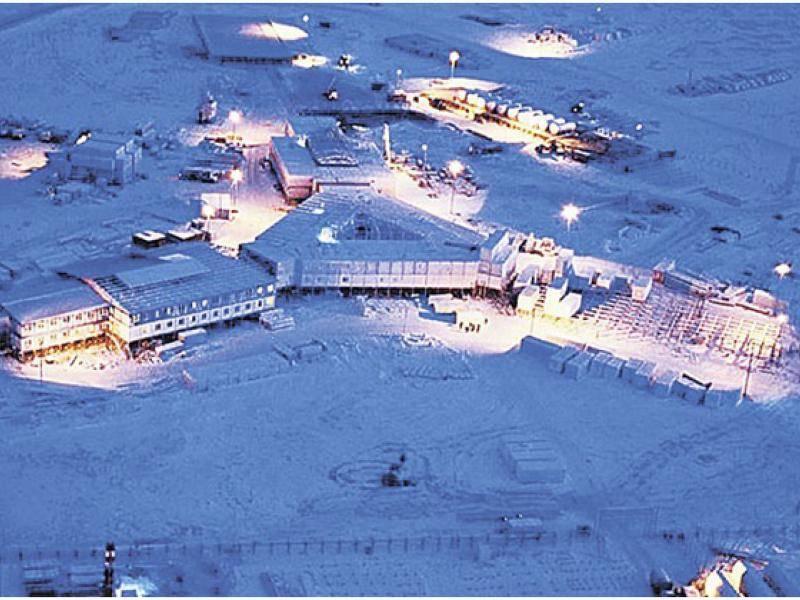 В 2017 году в Арктике возведут более 100 капитальных объектов