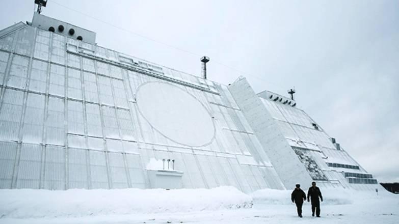 Россия завершила создание первой очереди единого радиолокационного поля СПРН