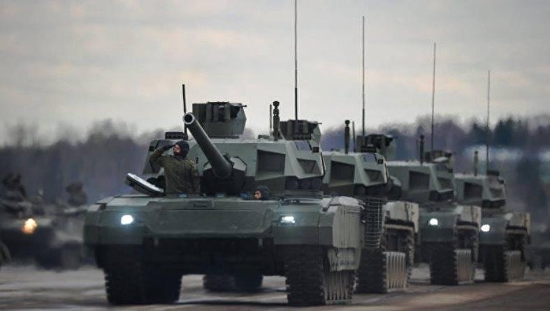 В США опасаются превосходства российских разработок в области боевой техники