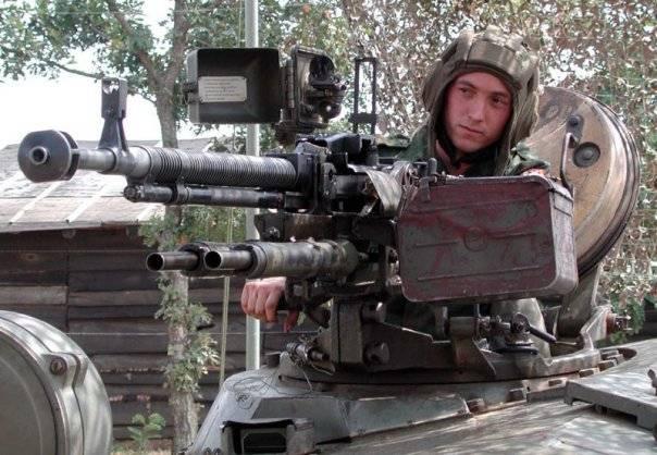 ВСУ получили из Литвы около полутора сотен пулеметов ДШК и КПВТ