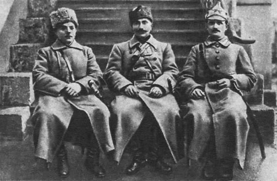 1-я Конная армия – стратегическая конница Гражданской войны