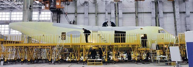 У Ил-112 растут крылья