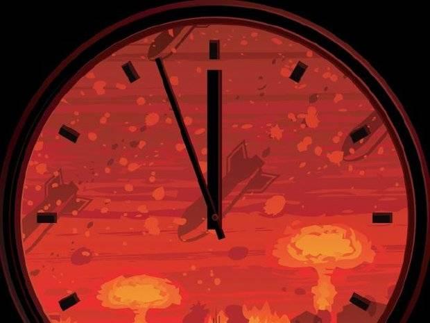 由于特朗普的缘故,世界末日时钟指针更接近核灾难