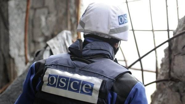 Наблюдатели обнаружили вооружение ВСУ в Донбассе за пределами мест хранения