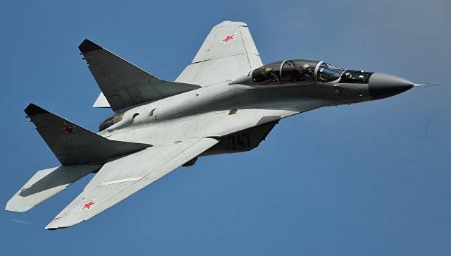 ВКС намерены полностью заменить все легкие истребители на МиГ-35