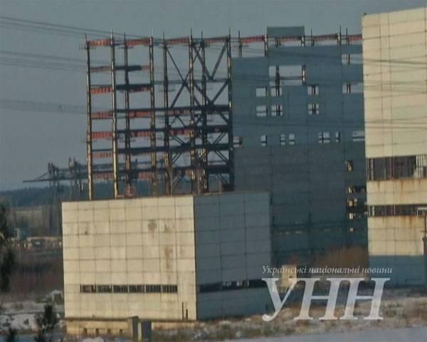 О ржавеющем каркасе 3-го и 4-го энергоблоков Хмельницкой АЭС