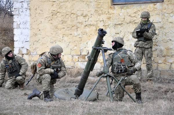 Оттаявший украинский флот вышел на учения