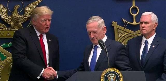 Трамп объявил о начале «масштабной перестройки» американской армии