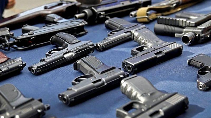 Украина превратилась в самый большой в Европе «чёрный рынок» оружия