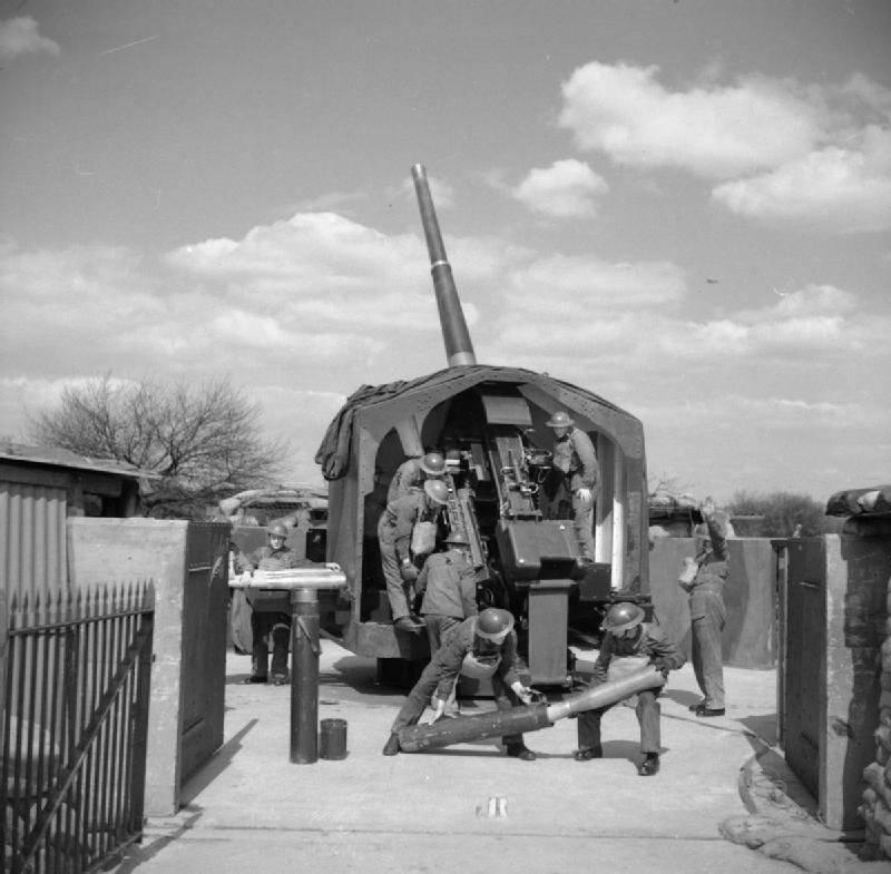 Система ПВО Великобритании (часть 1)