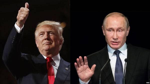 Состоялся телефонный разговор Владимира Путина и Дональда Трампа