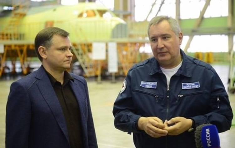 Рогозин: российский ОПК готов принять на работу украинских авиаконструкторов