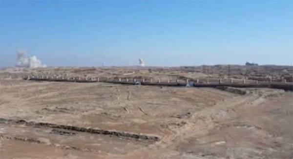 Сирийская армия менее чем в 5 км от Эль-Баба