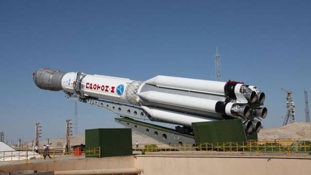 Рогозин: у трёх уже готовых «Протонов» заменят двигатели