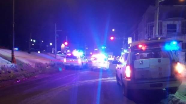 Атака на мусульманский центр в канадском Квебеке