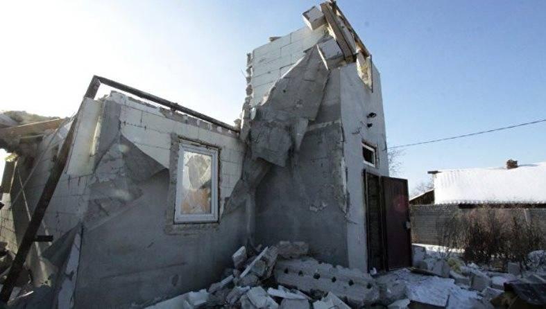 ВСУ ведут обстрел населенных пунктов Луганской и Донецкой республик
