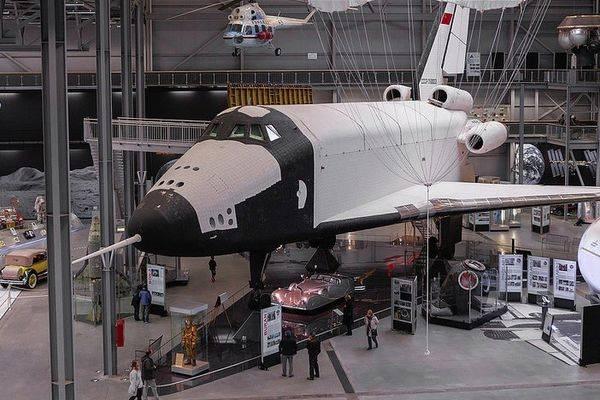 Ростех не допустил банкротства предприятия, разработавшего космический челнок «Буран»