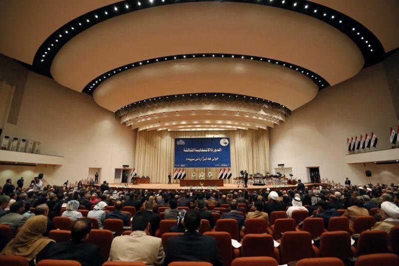 Иракские парламентарии запретили въезд в страну американским гражданам
