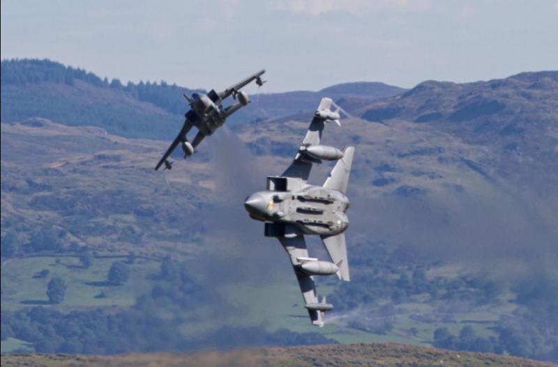 Совместные послевоенные европейские проекты боевых самолётов (часть 4)