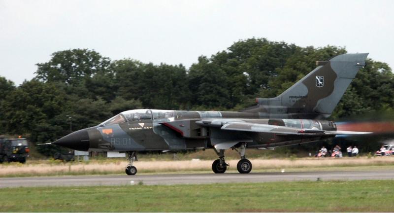 Совместные послевоенные европейские проекты боевых самолётов (часть 6)