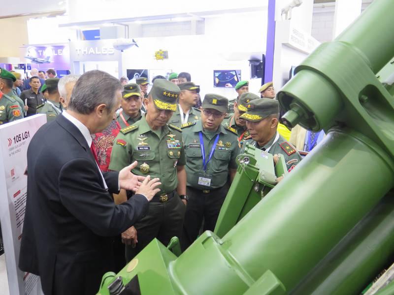 Чем запомнилась выставка Indo Defence 2016