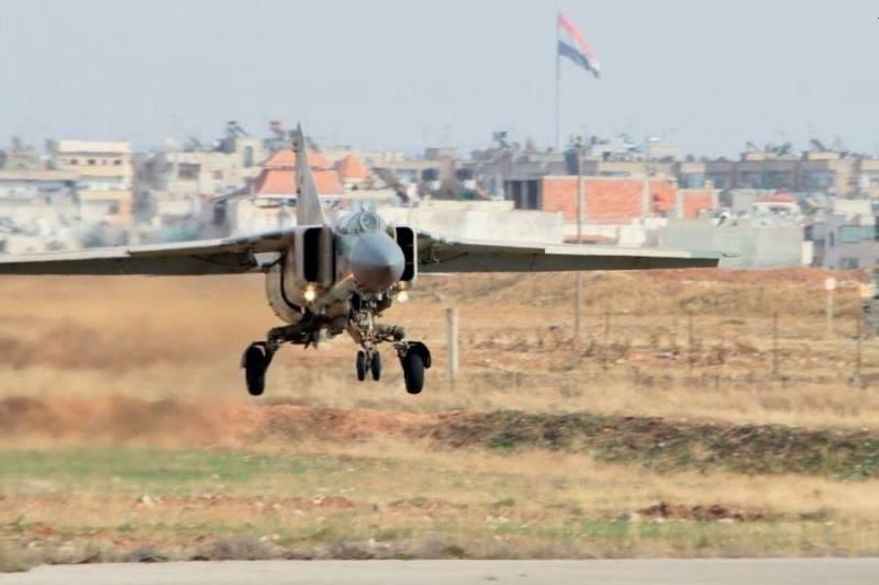 Сирийская авиация уничтожила подземный бункер вместе командирами ИГ