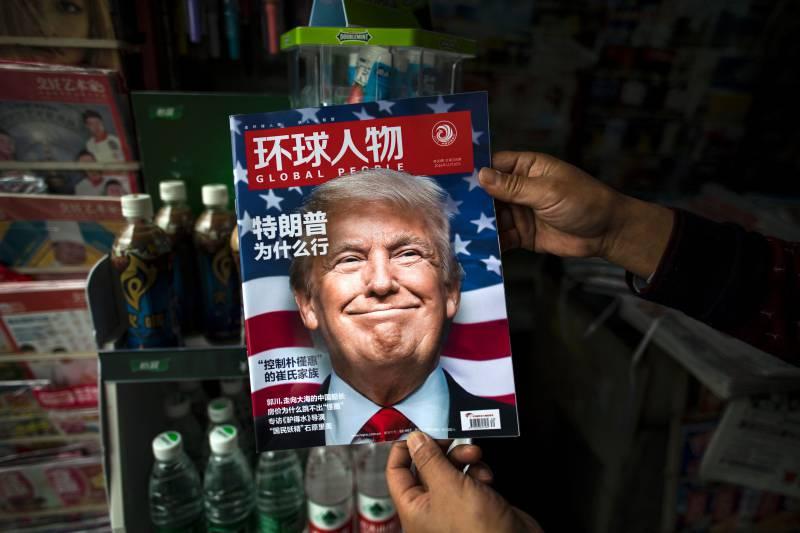 Антикитайская авантюра Дональда Трампа
