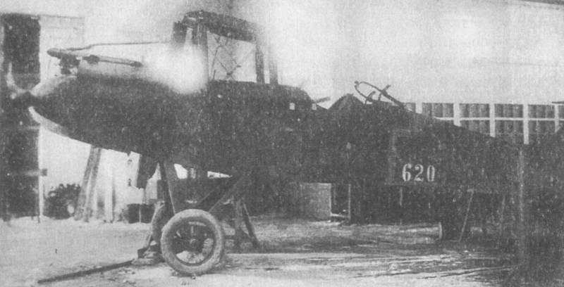 Авиация против кавалерии, или Рейд на Мелитополь
