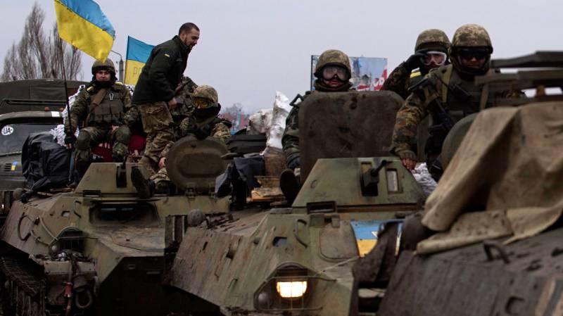 ВСУ совершили попытку прорыва фронта под Мариуполем