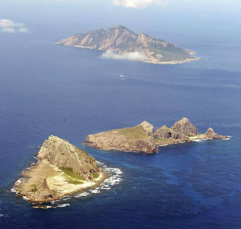 Токио разрабатывает план обороны спорных островов Сенкаку