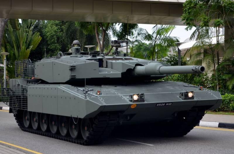Немецкий основной боевой танк Leopard 2: этапы развития. Часть 11
