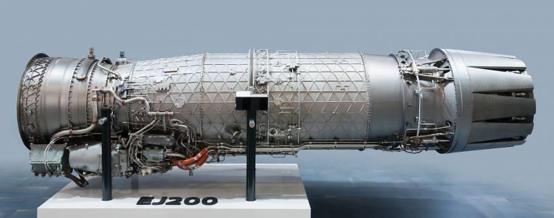 Совместные послевоенные европейские проекты боевых самолётов (часть 7)