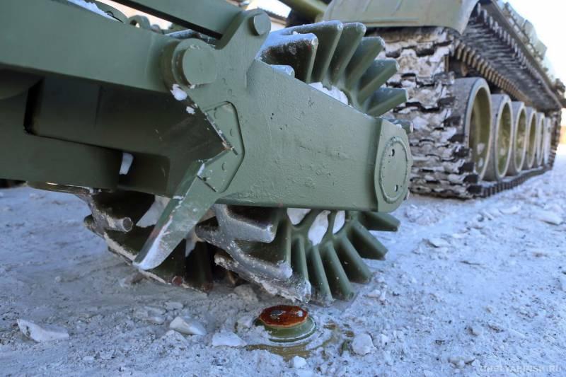 В войска поступили новые минные тралы ТМТ-К