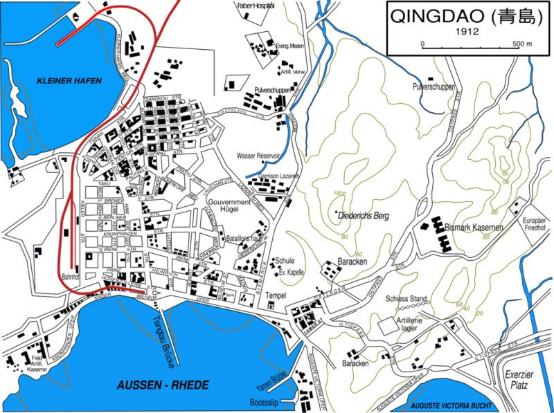 Шаньдунский вопрос и многострадальный порт Циндао