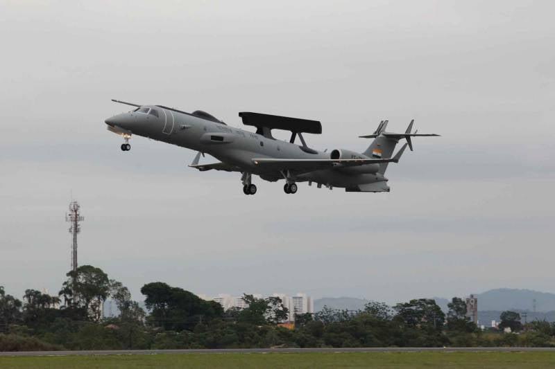 ВВС Индии получат новый самолёт ДРЛО