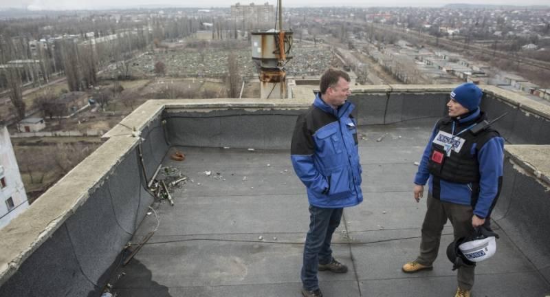 """ОБСЕ обнаружили 23 """"Града"""" и 6 танков ВСУ"""