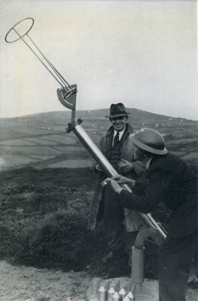 Зенитная система Holman Projector (Великобритания)