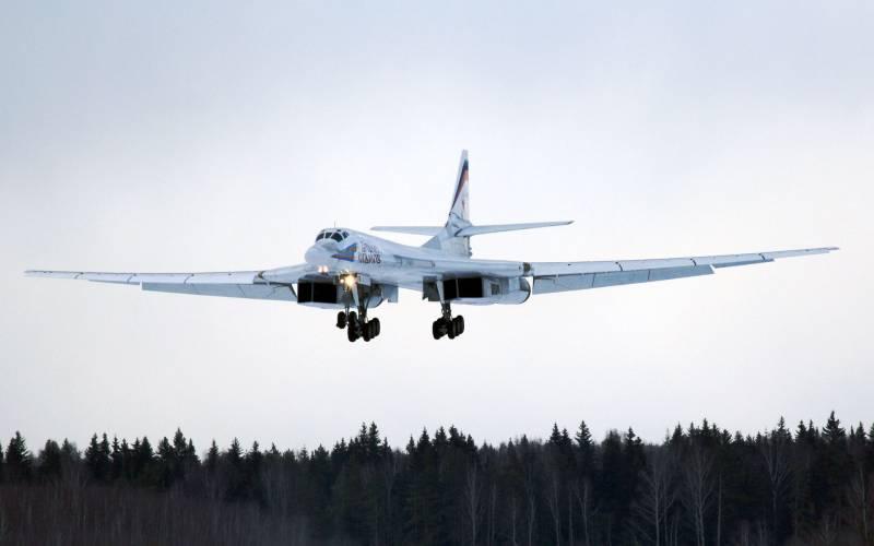 Падающие вопросы стратегической авиации США