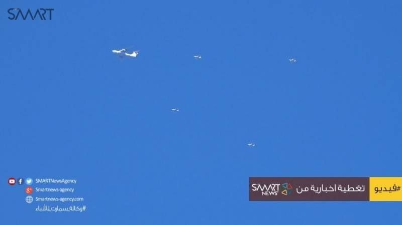 В Сирию переброшены 12 штурмовиков Су-25 ВКС РФ