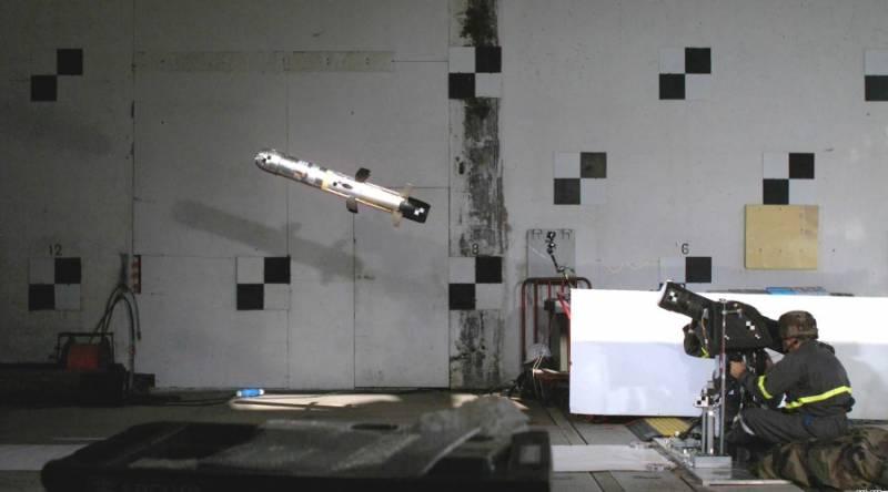 Противотанковый ракетный комплекс MMP (Франция)