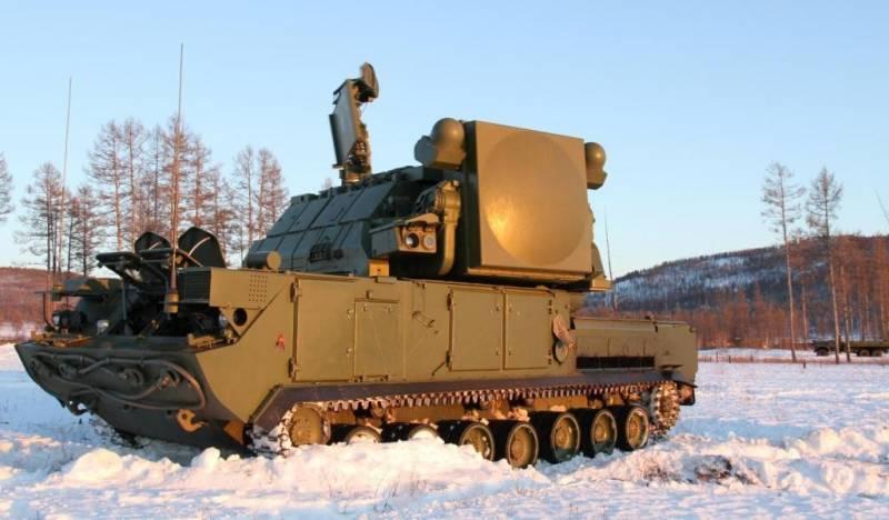 Планы модернизации ПВО России к 2020 году