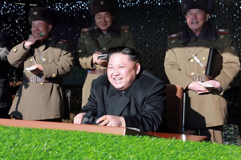 США обвинили КНДР в продолжении политического террора