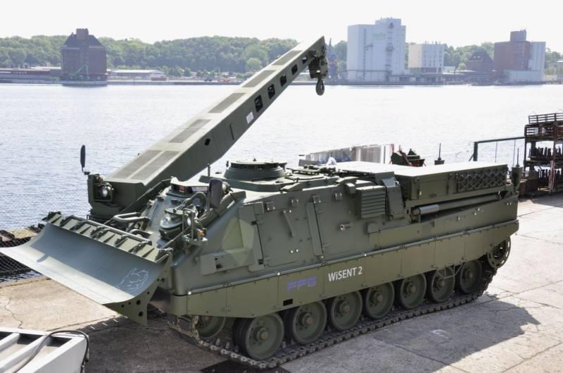 Танки. Немецкий основной боевой танк Leopard 2: этапы развития. Часть 13